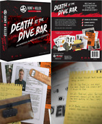 Hunt A Killer Death At The Dive Bar, Immersive Murder Mystery Game -take On...