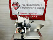 Bizerba Se12 Meat Deli Slicer Tested And Working