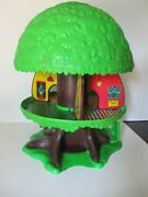 Vintage Kenner General Mills Tree Tots Family Treehouse 1975