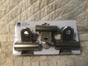 Umbra 4 Hinge Clipper Clamps Wall Hooks 3-pack - Preowned