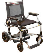 Zoomer Powered Folding Wheelchair Lightweight Never Used New In Box