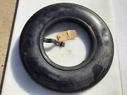 1941 Ford Woody Spare Tire Cover With Brace Original Oem