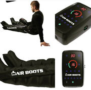 Air Compression Boots Cordless - Leg Recovery System Airboots Normatec Technolog