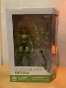 Dc Collectibles Poison Ivy 6.5 Designer Series Ant Lucia Bombshells Figure