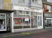 Photo 6x4 Reflections On Commercial Life A Carpet Shop Remains Empty Star C2015