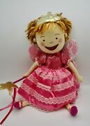 Pinkalicious Plush Fairy Doll 18 Madame Alexander Wand Wings Crown By Kann