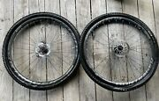 Bontrager Carbon 29andrdquo Mtb Wheelset Kovee Boost Rotors And Tires Included