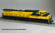 Kato Ho Chicago And Northwestern C44-9w Dash 9 Never Run As Is