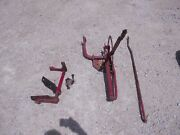 Farmall Cub Ih Tractor Implement Hand Lift Lever Rod And Pivot Mount