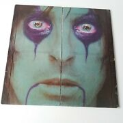 Alice Cooper - From The Inside - Vinyl Lp Uk 1st Press A1/b1 Fold Out Slv Ex/ex+