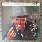 Frank Sinatra Come Dance With Me Part 2 Ep Capitol Records