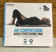 Homedics Yoga Fitness Back And Lumbar Stretching Mat With Air Compression