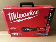 Milwaukee 2679-22 M18 Force Logic 600 Mcm Crimper Kit With 2 Batteries And Charger