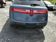 2010-2014 Lincoln Mkt Rear Bumper Cover Park Assist W/o Trailer Tow Package