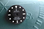 Rolex Submariner Non Date 4 Liner Dial Minor Scratches Near 11 O'clock Fcd12991