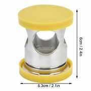 Mini Sight Glass Brewing Flow Indicator Glass Brewing Machine Parts Fittings New
