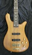 Early Warwick Stage 2 Four Strings Bass Guitar - West Germany