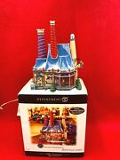 Limited Ed 30th Anniversary Dept 56 North Pole Porcelain Building Works 56788