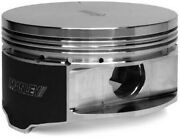 Manley For 03-06 Evo 8/9 7 Bolt 4g63t 86mm +1mm Over Bore 8.51 Dish Pistons
