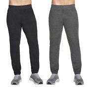 Skechers Mens Go Knit Ultra Loft Pull-on Soft Stretch Fabric Casual Jogger Pants