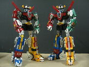Reebok Voltron Lion Force - Set Of 5 Lions - Shoes Not Included - Toy Brand New