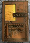 Collectible Book Life On The Mississippi By Mark Twain