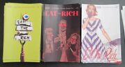 Eat The Rich 1 Set Covers A B C Main Set Boom Nm+ Huge Deals For Multiples