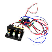 2000mw Mini Red/green/blue Rgb Lasers Reflect To White Laser Dot Module 12vdcttl