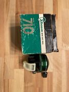 Vintage Johnson 710b Spincast Fishing Reel With Box And Paper