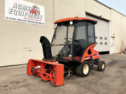 Kubota-z0000000000000004958 Kubota Tractor 25 Hp 4wd With Cab F2560 And 52in....