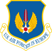 United States Air Forces In Europe Majcom Major Commands Usaf Embroidered Patch