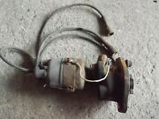 Farmall Ih 300 Rc Tractor Original Distributor Drive Assembly For Parts
