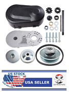 30 Series Torque Converter Go Kart Pulley Kit 3/4 Inch Driver 5/8 Driven 10t- A2