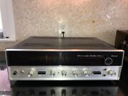 Mint Sansui Stereo Tuner Amplifier 5000a Perfect Working Condition