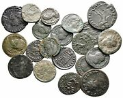Good Lot Of 20 Roman Coin ,great Quality