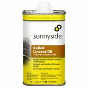 87216 1 Pint Boiled Linseed Oil 1-pint