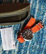 Maratac Sr-1 Large 46.2mm Dive Watch Miyota Movement Stainless Steel Sold Out