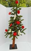 3 Ft Slim Artificial Christmas Tree Includes All 5 Snowbabies Ornaments