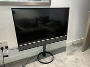 Bang And Olufsen Bando Beovision Horizon 48 4k Tv With Floor Stand And Remote