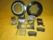 Cessna Or Mccauley Aircraft Brakes From Cessna 150 For 600 X 6 Wheels--2 Sets