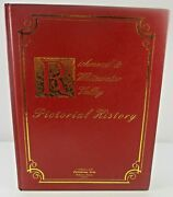 Richmond And Whitewater Valley Pictorial History Indiana 1st Limited Edition Book