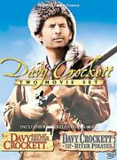 Davy Crockett -50th Anniversary Double Feature Edition Dvd Fess Parker…, Toy