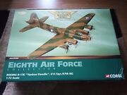 Corgi Boeing B-17e Flying Fortress Yankee Doodle, 172 Scale Diecast, Us33304