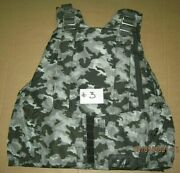 Russian Spetsnaz Body Armour Cover Modul 5 Melted Snow Camo Npo Sm 3