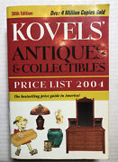 Kovelsand039 Antiques And Collectibles Price List 2004 Book