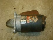 1966 Ford 3000 Tractor Starter