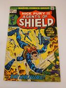 Nick Fury And His Agents Of Shield 1 Marvel - 1973 Classic Lee And Kirby - Vf