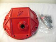 Rt Off-road 8.25and039and039 Chrysler Heavy-duty Differential Cover - Rt20027 Red