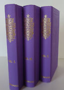 Great Expectations3-volume Facsimile Of 1861 First Edition, By Charles Dickens