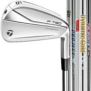 Taylormade P790 Custom 2021 Left Handed Irons - Pick Your Steel Shaft And Set